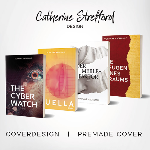 Catherine Strefford Coverdesign