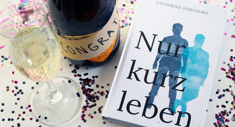 Nur kurz leben Book Release Online Party