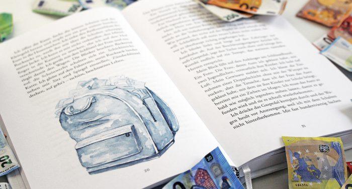 Nur kurz leben illustriertes Hardcover